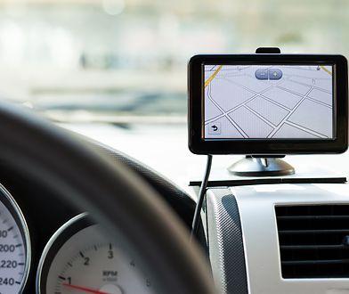 Nawigacja GPS to prawa ręka profesjonalnego kierowcy