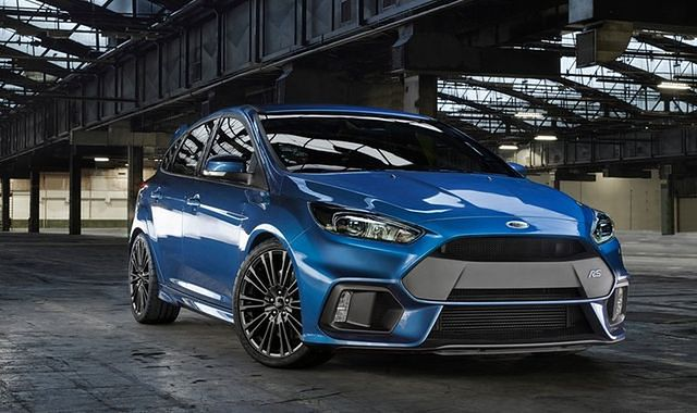 Ford Focus RS 2016 od 147 490 zł