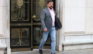 Były poseł i były agent Centralnego Biura Antykorupcyjnego Tomasz Kaczmarek, znany jako Agent Tomek