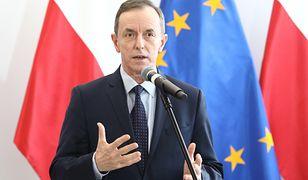Marszałek Senatu prof. Tomasz Grodzki ujawnił wyniki badań na obecność koronawirusa
