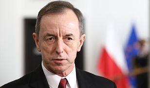 Marszałek Senatu prof. Tomasz Grodzki (zdj. arch.)
