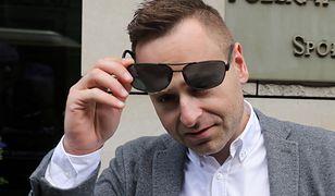 Lekarz LPR Mariusz Mioduski ma trwale uszkodzony wzrok