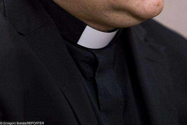 Śląsk. Ksiądz podejrzewany o molestowanie został zatrzymany