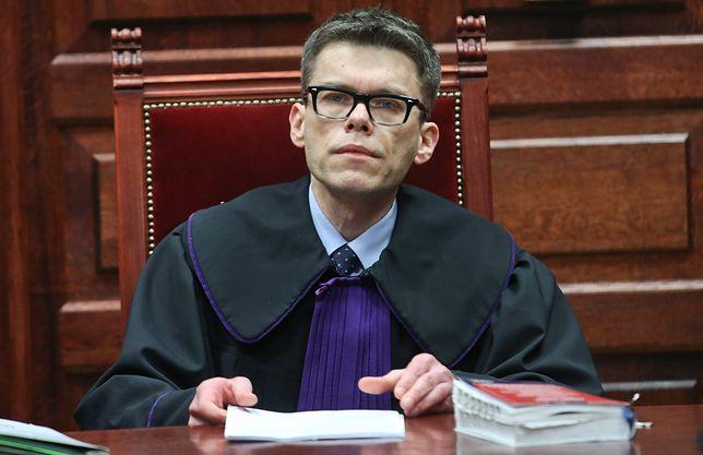 Igor Tuleya oskarżył posłów PiS o składanie fałszywych zeznań ws. głosowania w Sali Kolumnowej