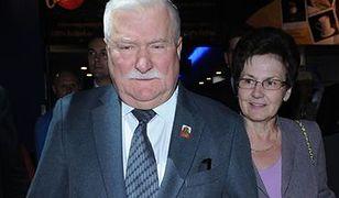 "Danuta Wałęsa: ""Bardzo mi żal męża"""