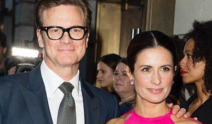 Żona Colina Firtha ma prześladowcę. To jej były kochanek