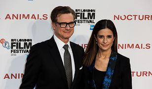 Żona Colina Firtha nie będzie już walczyć ze stalkerem
