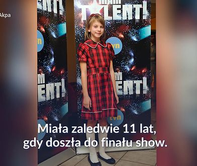"""Klaudia Kulawik zachwycała w """"Mam talent"""". Zobaczcie, jak się zmieniła"""