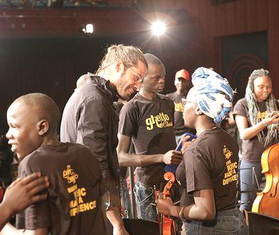 Radzimir Dębski wyjechał do Kenii. Muzyk zaangażował się w projekt charytatywny