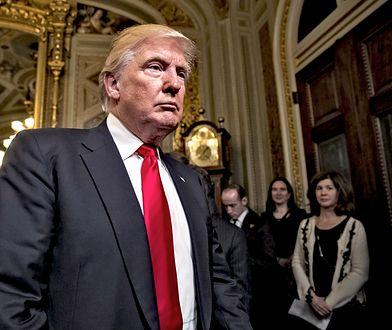 """Donald Trump spotka się ponownie z Kim Dzong Unem w sprawie reform w Korei Płn. """"Udało się już uniknąć dużej wojny"""""""