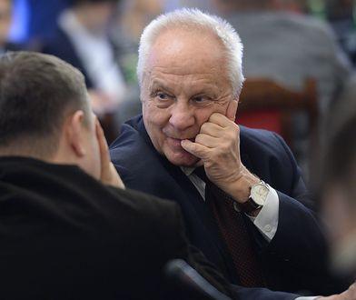 Stefan Niesiołowski twierdzi, że nie przyjmował łapówek