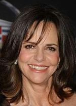 Sally Field żoną prezydenta