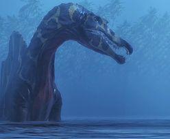 Niesamowite odkrycie. Wodna bestia czyli dinozaur, który pływał