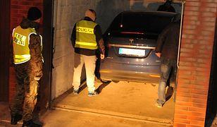 Po kradzieży z parkingu Straży Granicznej samochód nie opuścił Świnoujścia