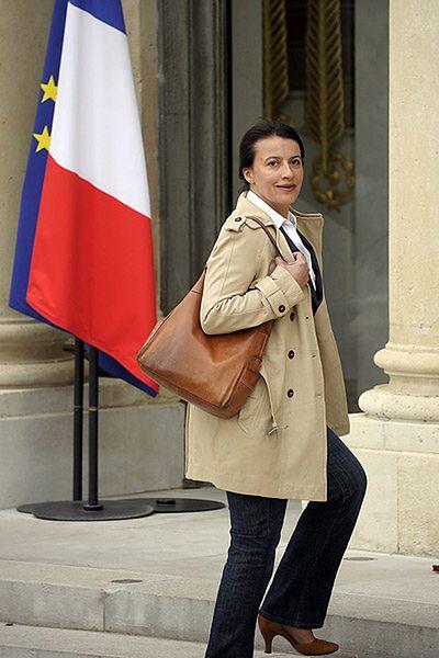 Minister Cecile Duflot przyszła w dżinsach na uroczyste spotkanie