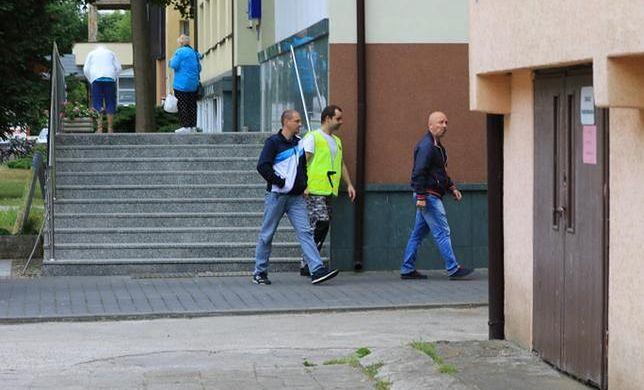Antyterrorysta brał udział w odprawie gorzowskich policjantów