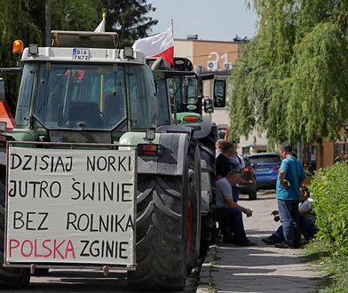 """Rolnicy zapowiadają, że jeśli ich postulaty nie zostaną wysłuchane, to podejmą """"bardziej drastyczne i uciążliwe kroki"""""""