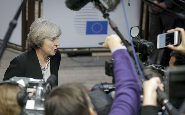 Media w Wielkiej Brytanii dotarły do szczegółowych planów Brexitu