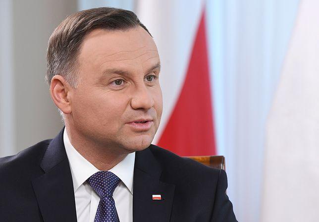 Na Andrzeja Dudę chce zagłosować 76 proc. wyborców PiS
