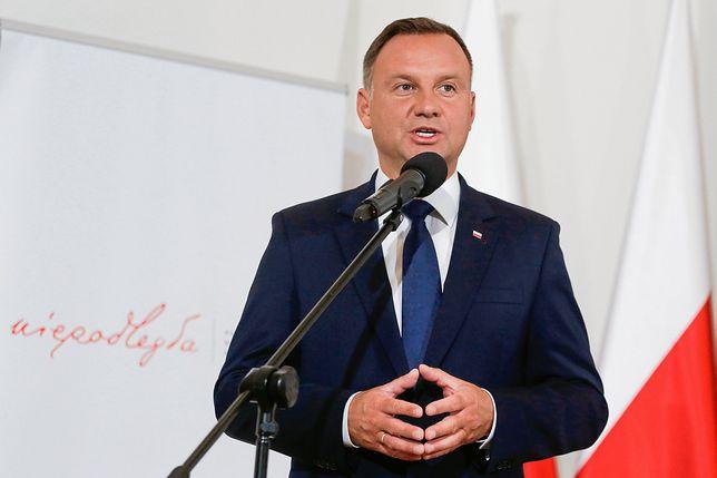 Od wielu dni spekuluje się, że Andrzej Duda może zawetować ustawę