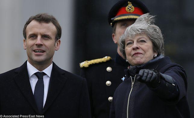 Wielka Brytania i Francja są zgodne w sprawie budowy mostu