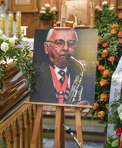 Pogrzeb Jerzego Matuszkiewicza. Muzyk był prawdziwą legendą