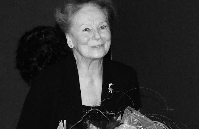 Barbara Połomska zmarła w wieku 87 lat