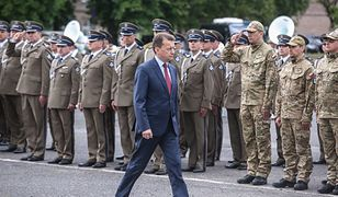 Decyzję o wypłatach podjął rząd Beaty Szydło, w którym szefem MSWiA był Mariusz Błaszczak