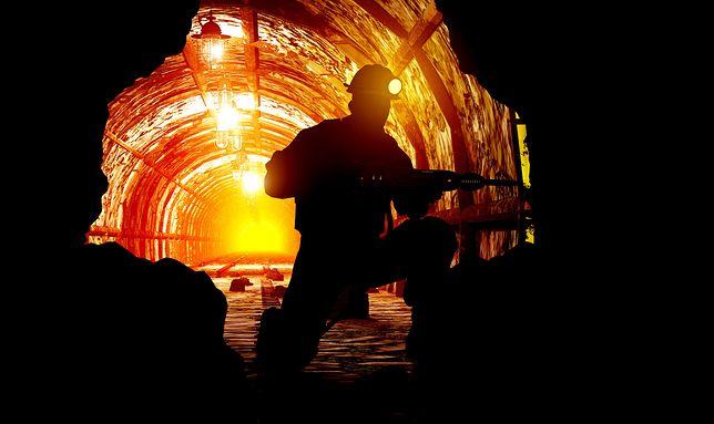 KGHM ogłasza żałobę po śmierci górnika.