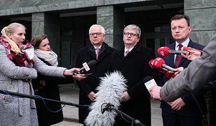 Szef BBN Paweł Soloch podsumował spotkanie zainicjowane przez Andrzeja Dudę po ataku rakietowym Iranu na USA