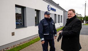 Daniel Kołnierowicz odchodzi z funkcji szefa podlaskiej policji. Był jednym zaufanych ludzi Jarosława Zielińskiego