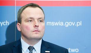 Szef ABW Piotr Pogonowski podał się do dymisji
