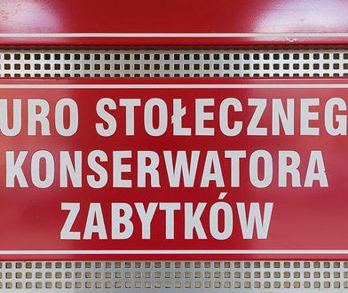Koronawirusa wykryto u jednego z pracowników biura konserwatora zabytków.
