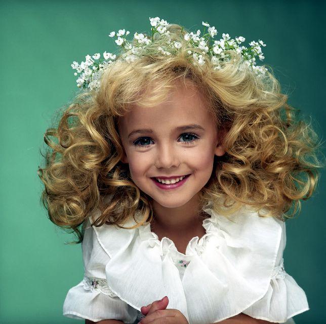 JonBenet Ramsey była gwiazdą dziecięcych konkursów piękności