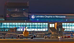 To mały samolot był powodem paraliżu na lotnisku Chopina