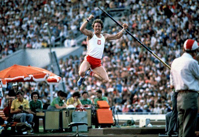 Mistrz olimpijski zasłynął również gestem Kozakiewicza