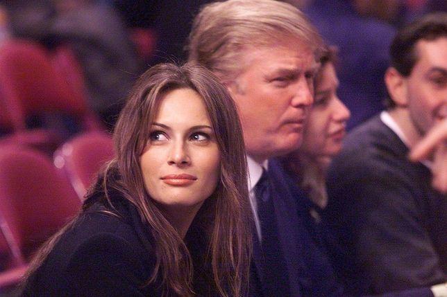 Melanija poznała Donalda w 1998 r. Panią Trump została w 2005 r.