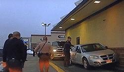 #dziejesiewmoto [274]: pechowiec w McDonald's, pirat pod Rzeszowem i zatopione auta