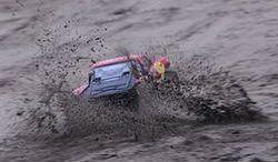 Dakar w wersji mini w Toruniu