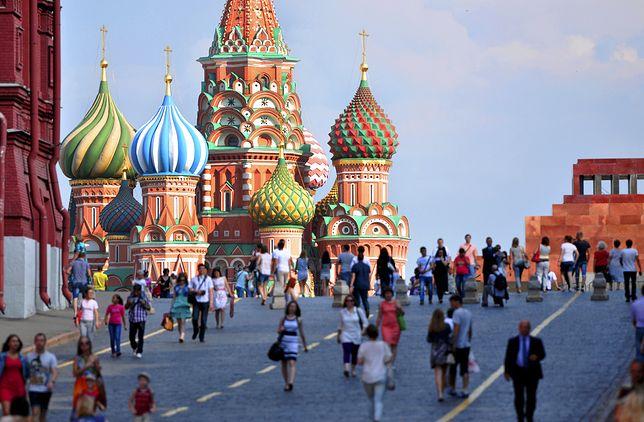 Moskwa przyciąga turystów z całego świata. Niektórzy zostają na zawsze