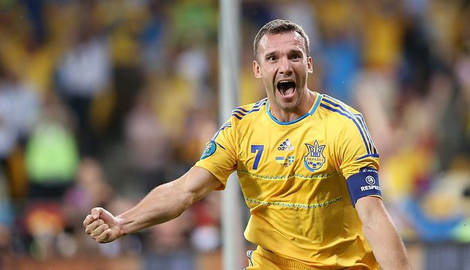 94b71fed8 Andrij Szewczenko wraca do reprezentacji Ukrainy i pomoże selekcjonerowi na  Euro 2016