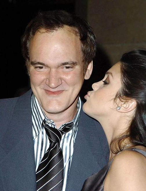 Quentina Tarantino i Vanessa Ferlito