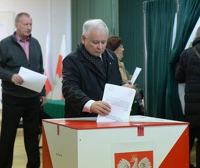 Jarosław Kaczyński chciałby zmienić ordynację w wyborach do Sejmu