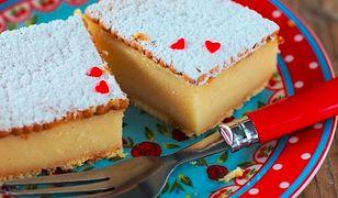 Ciasto z Kaszy Manny. Delikatne, pyszne i bez pieczenia