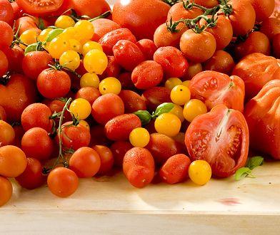 Pomidory - najcenniejsze źródło likopenu