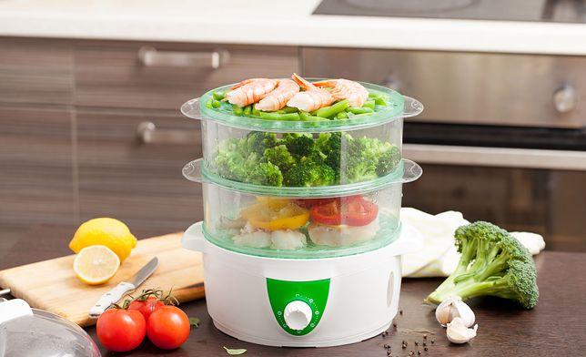Gotowanie na parze to zdecydowanie najlepszy i najzdrowszy sposób na przyrządzanie naszych potraw
