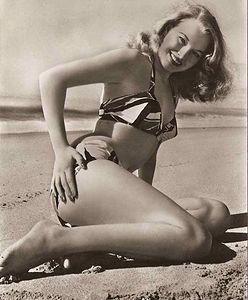 Ślicznotki w bikini z lat 50. i 60.