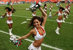 Cheerleaderki z NFL!