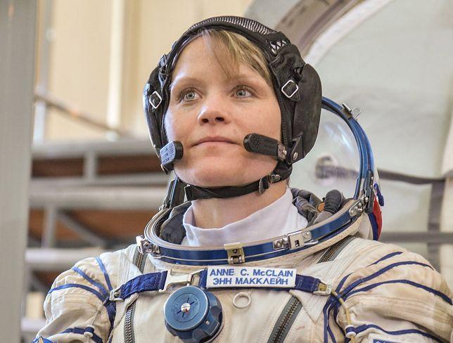 Anne McClain, amerykańska astronautka, mogła popełnić przestępstwo podczas pobytu na orbicie.