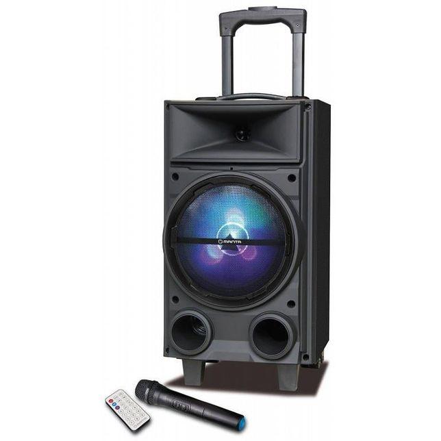 Manta wprowadza kompaktowy głośnik